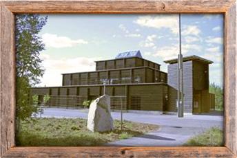 Oulu Kivikauden kylä Kierikki