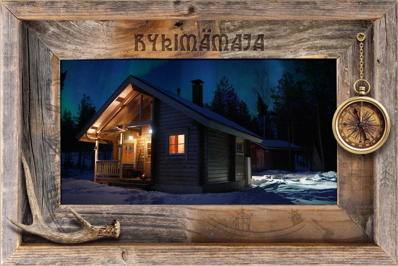 Wilde Lappland - Hustenhytte